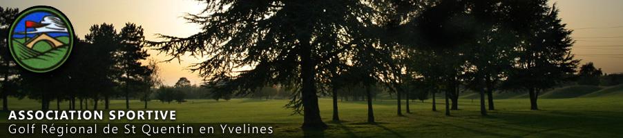 Site de l'AS Golf SQY